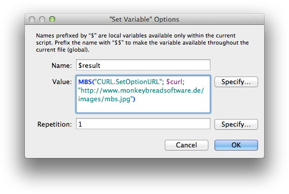 how to use text variable in combobox